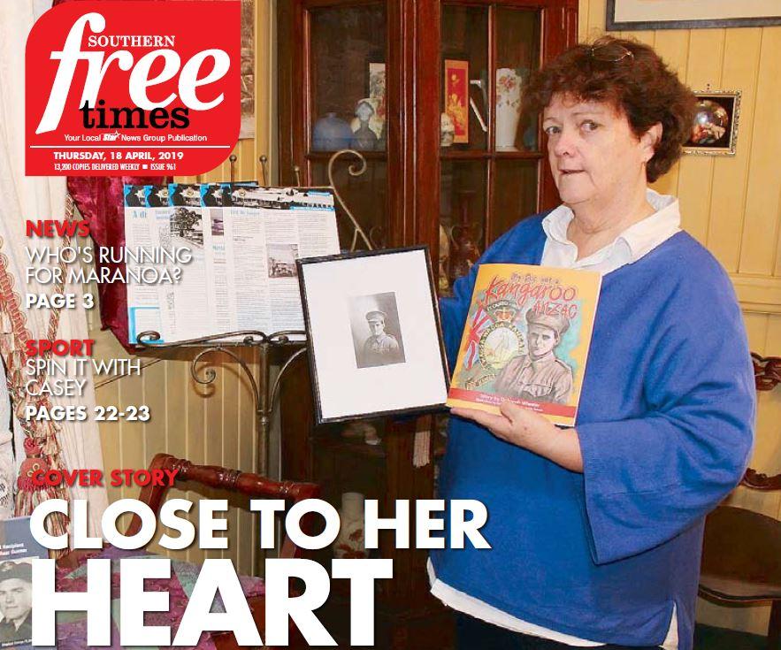 Deborah Wheeler Southern Free Times 2019