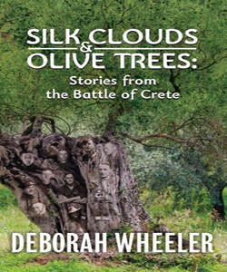 Silk Clouds and Olive Trees Book
